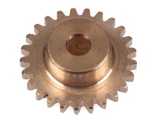 10.8mm Motorizable Iris Spur Gear, #34-517