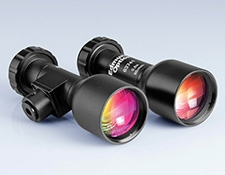 65mm WD, 0.5X, In-Line Version (Left) and VIS Version (Right)