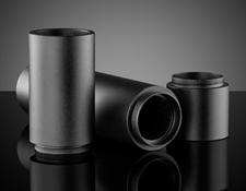 Acktar Hexa-Black™ C-Mount Noise Reduction Extension Tubes