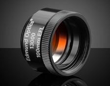 22mm CA Mounted MgF<sub>2</sub> Coated PCX Lens