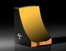 Protected Gold Off-Axis Ellipsoidal Mirror