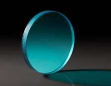 Round Colored Glass Bandpass Filter